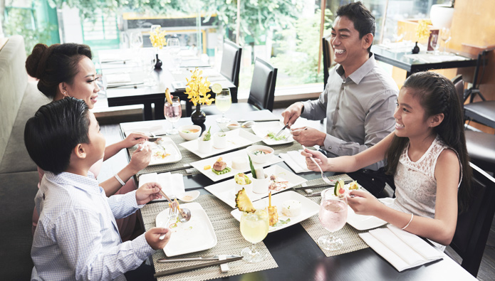 5 Hotel Restaurant in Jakarta for Your Family Dine-in