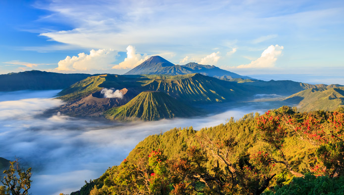 Because of the Beauty and Uniqueness, 5 Indonesia Holiday Destination Becomes Tourist's Favorite