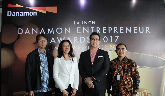 Danamon Launches Danamon Entrepreneur Awards 2017