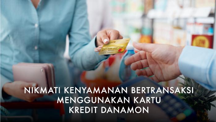 Info Produk Kartu Danamon Visa Mastercard