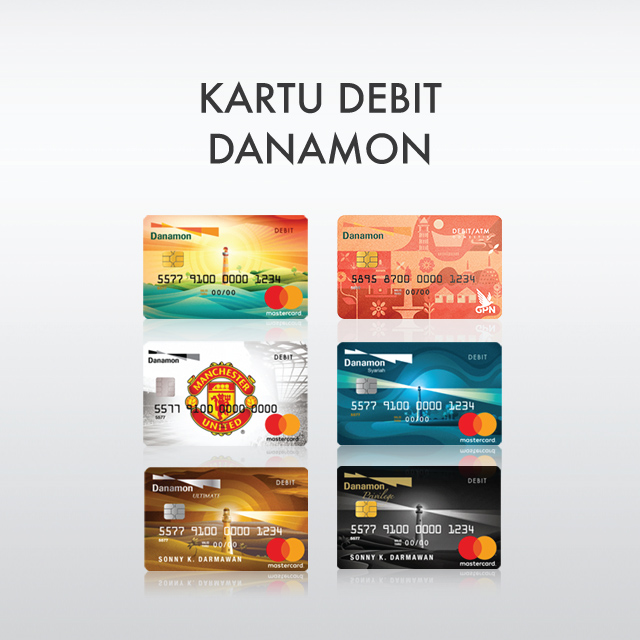 Kartu Debit Bank Danamon